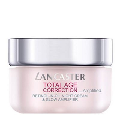Lancaster Total Age Correction Amplified Retinol-In-Oil Night Cream 50ml