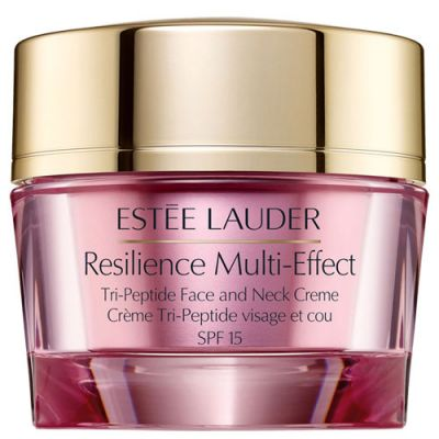 Estée Lauder Resilience Multi-Effect Tri-Peptide Face and Neck Cream N/C SPF15 50ml