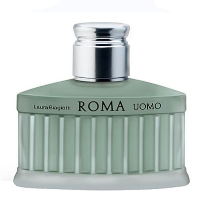 Laura Biagiotti Roma Uomo Cedro Eau de Toilette Spray 75ml