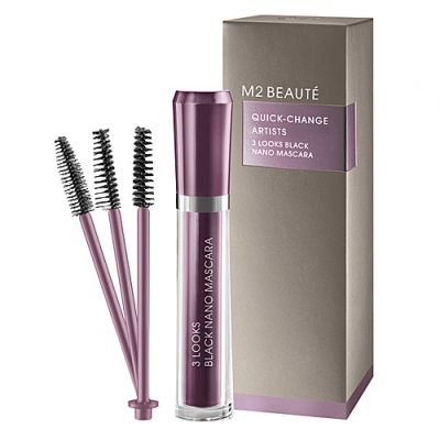 M2Beauté 3 Looks Nano Mascara 6ml
