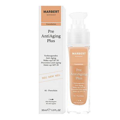 Marbert Pre-Anti-Aging Plus Foundation 30ml