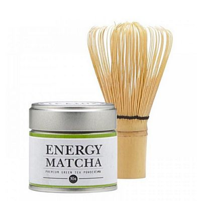 TEATOX Energy Matcha Organic Starter Set 1 Stück
