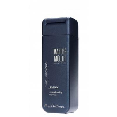 Marlies Möller Men Unlimited Strengthening Shampoo 200ml