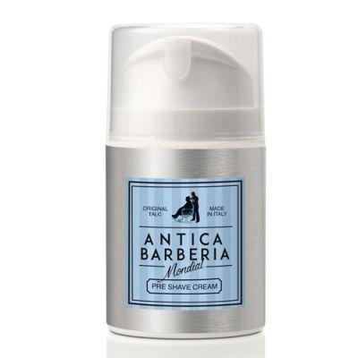 Mondial Antica Barberia Original Talc Pre Shave Cream 50ml