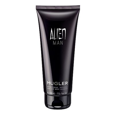 Mugler Alien Man Hair & Body Shampoo 200ml