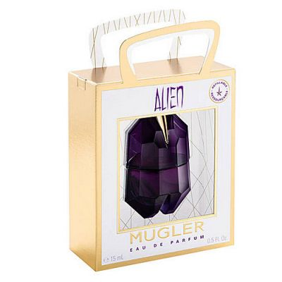 Mugler Alien Seducing Stone Eau de Parfum Spray Refillable 15ml