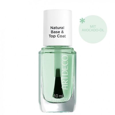 Artdeco Natural Base & Top Coat 10ml