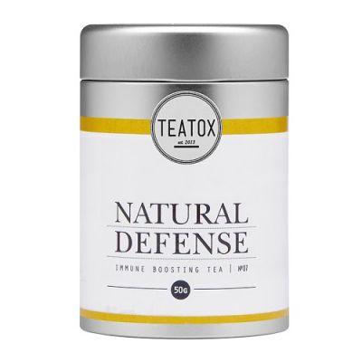 TEATOX Natural Defense Organic Immune Tea 50g