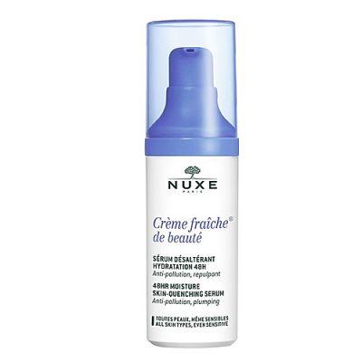 Nuxe Crème fraîche® de beauté Serum Hydratation 48H 30ml