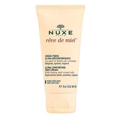 Nuxe Rêve de Miel® Crème Pieds Ultra-Reconfortante 75ml