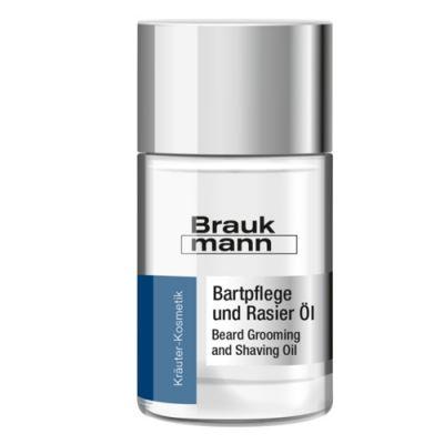 BraukMann Bartpflege und Rasier Öl 30ml