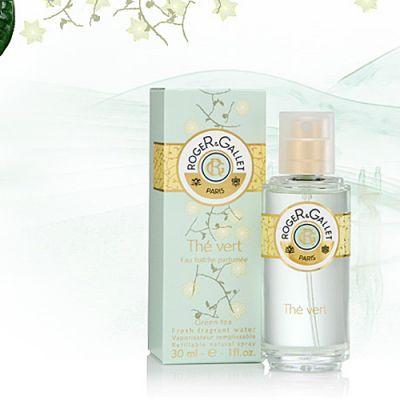 Roger & Gallet Thé Vert Eau Fraiche Parfumée 30ml