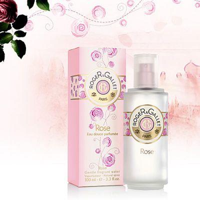 Roger & Gallet Rose Eau Fraîche Parfumée 100ml