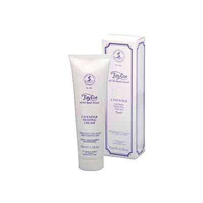 Taylor of Old Bond Street Soap Lavender Shaving Cream 75ml