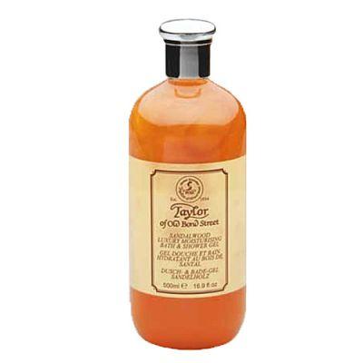 Taylor of Old Bond Street Sandelwood Bath & Shower Gel 500ml