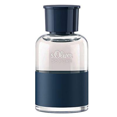 s.Oliver So Pure Men Eau de Toilette Spray 30ml