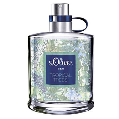 s.Oliver Tropical Trees Men Eau de Toilette Spray 30ml