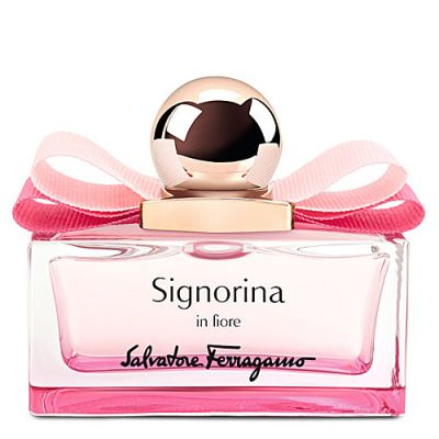 Salvatore Ferragamo Signorina in fiore Eau de Toilette Spray 50ml
