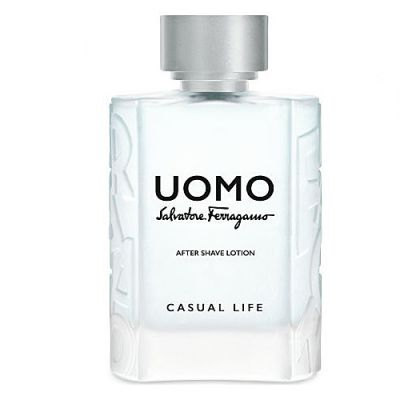 Salvatore Ferragamo Uomo Casual Life After Shave Lotion 100ml