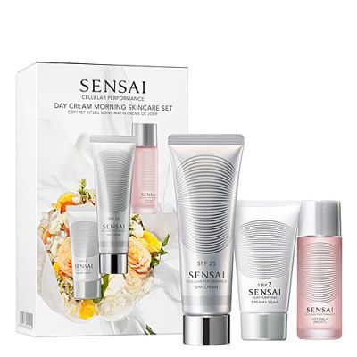 Sensai Cellular Performance Morning Skin Care Set 1 Stück