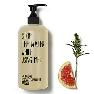 Stop The Water While Using Me All Natural Rosemary Grapefruit Shampoo 200ml