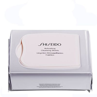Shiseido Generic Skincare Refreshing Cleansing Sheets 30 Stück
