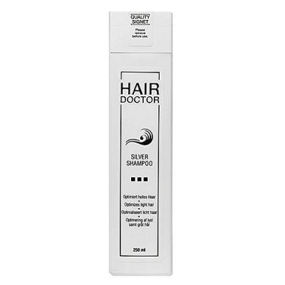 HAIR DOCTOR Silver Shampoo mit Mandel-Öl und Provitamin B5 250ml