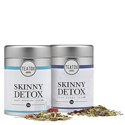TEATOX Skinny Detox 14 Tage 2 Stück