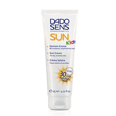 Dado Sens Sun Sonnen-Creme Kids SPF30 125ml