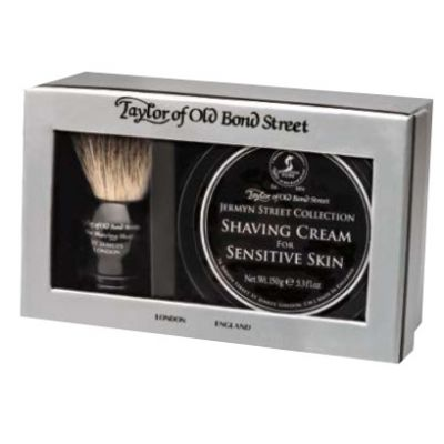Taylor of Old Bond Street Jermyn Street Gift Box Pure Badger 1 Stück