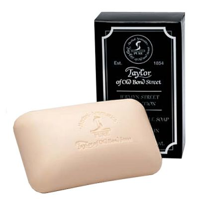 Taylor of Old Bond Street Jermyn Street Pure Vegetable Soap 200g