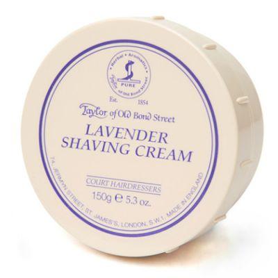 Taylor of Old Bond Street Lavender Shaving Cream Bowl 150g