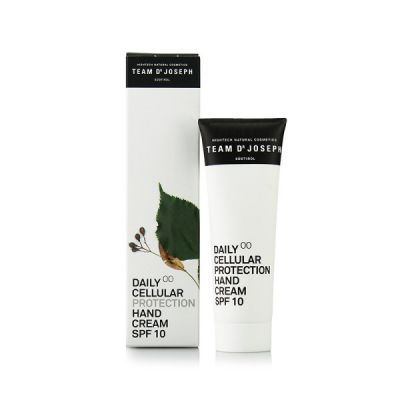 Team Dr Joseph 00 Daily Cellular Protection Hand Cream SPF10 50ml