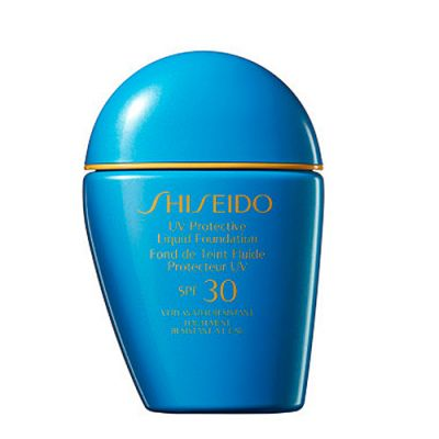 Shiseido UV Liquid Foundation SPF 30 30ml