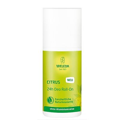 Weleda Citrus 24h Deo-Roll-On 50ml