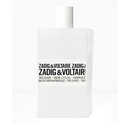Zadig & Voltaire This is Her ! Eau de Parfum Spray 100ml