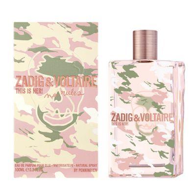 Zadig & Voltaire This is Her ! No Rules Eau de Parfum
