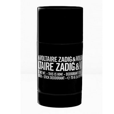 Zadig & Voltaire This is Him ! Deodorant Stick 75g