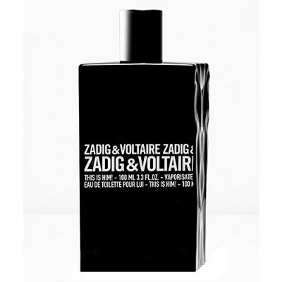 Zadig & Voltaire This is Him ! Eau de Toilette Spray 100ml