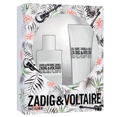 Zadig & Voltaire This is Her! Set 2019 1 Stück