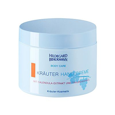 Hildegard Braukmann Body Care Kräuter Handcreme 200ml