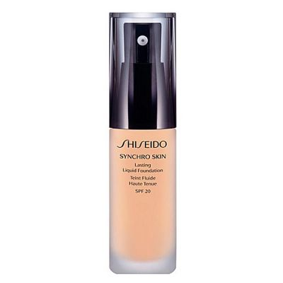 Shiseido Synchro Skin Lasting Liquid Foundation SPF20 30ml