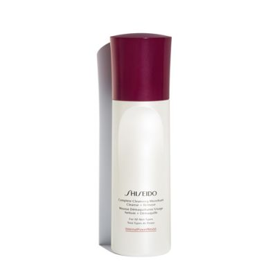 Shiseido D-Preparation Complete Cleansing Micro Foam 180ml