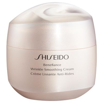 Shiseido Benefiance Wrinkle Smoothing Cream 75ml Sondergröße