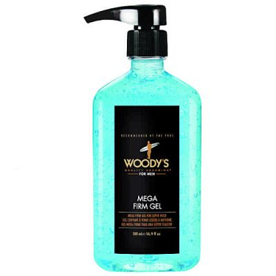 Woody´s Mega Firm Gel 500ml