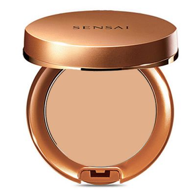 Sensai Silky Bronze Sun Protective Compact Foundation 8,5g-SC 02 Natural