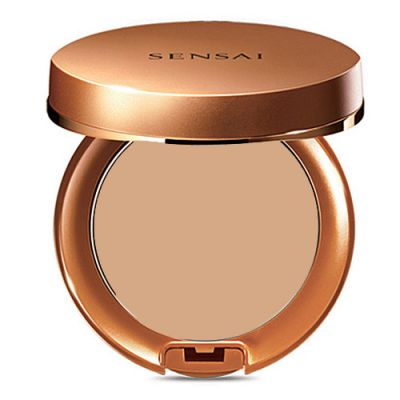 Sensai Silky Bronze Sun Protective Compact Foundation 8,5g-SC 03 Medium