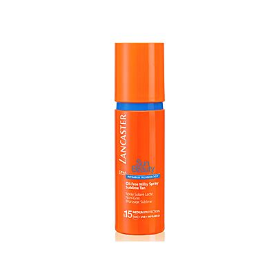 Lancaster Sun Care Oil-Free Milky Spray SPF 15 150ml