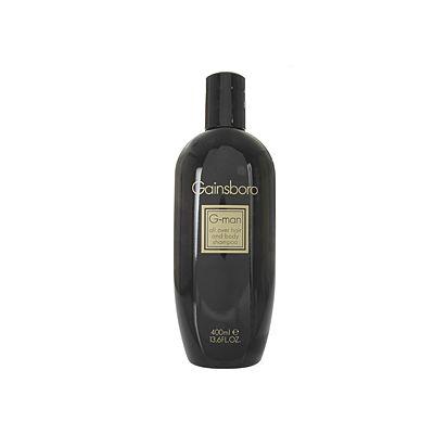 Gainsboro G-Man Mega Hair & Body Shampo 400ml