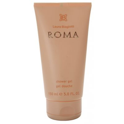 Laura Biagiotti Roma Shower Gel 150 ml - Sondergröße -